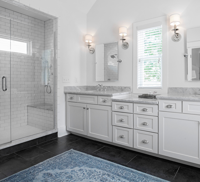 New Houzz Study Unpacks the Latest Bathroom Trends Lighting