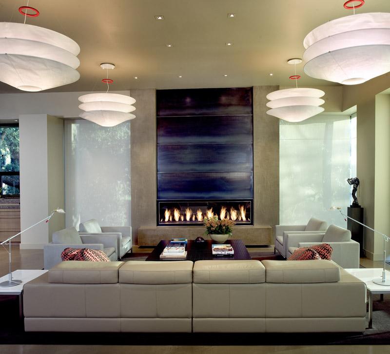 Floatation Ingo Maurer Living Room