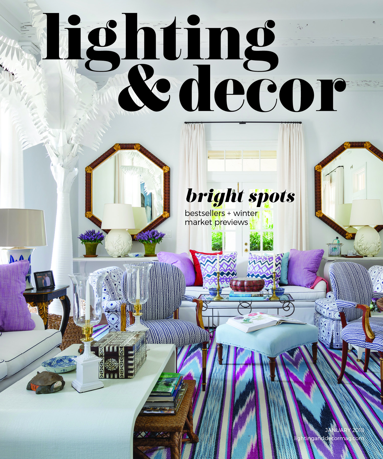 January 2018 Lighting & Decor magazine
