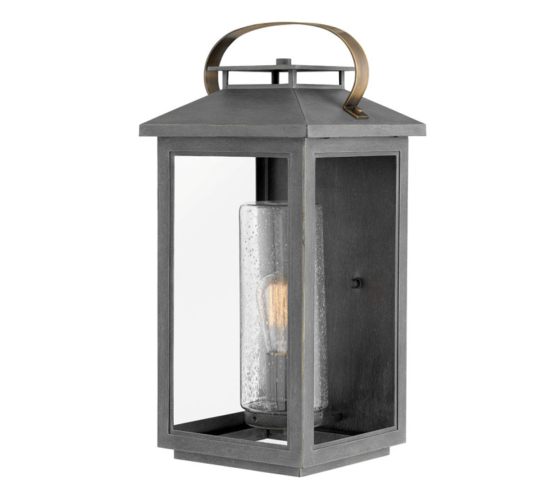 Hinkley lighting debuts new coastal outdoor lighting collection hinkley lightings new atwater family in ash bronze mozeypictures Images
