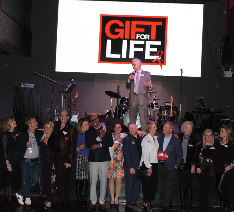 Gift for Life raised $225,000 for AIDS treatment