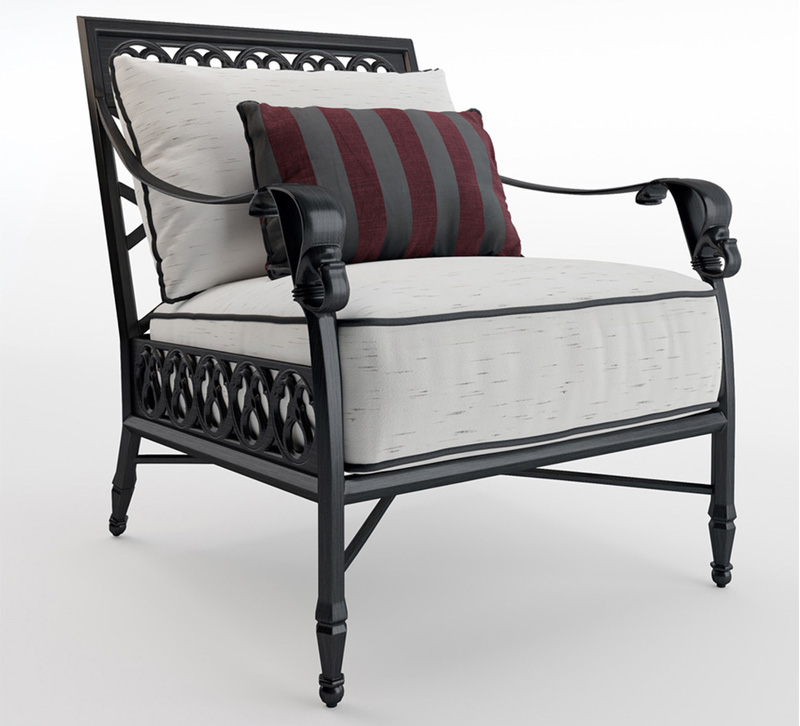 Biltmore by Castelle Estate Lounge chair