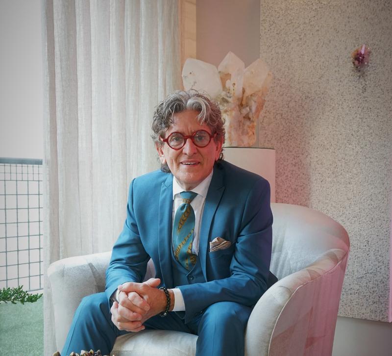 Charles Pavarini Headshot Swaim Furniture