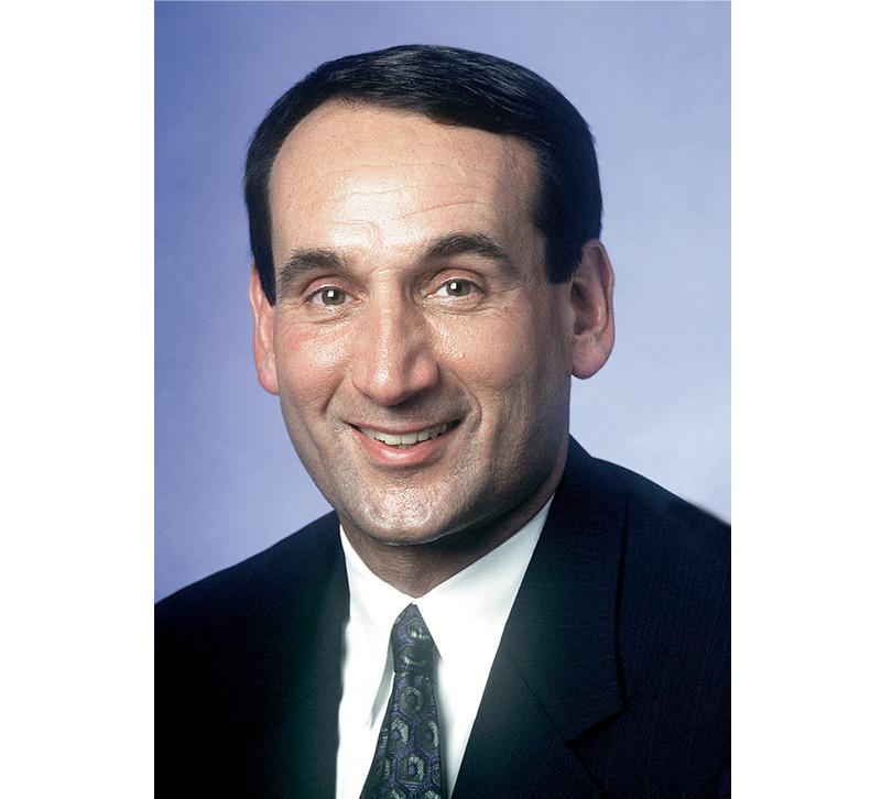Coach K Duke headshot