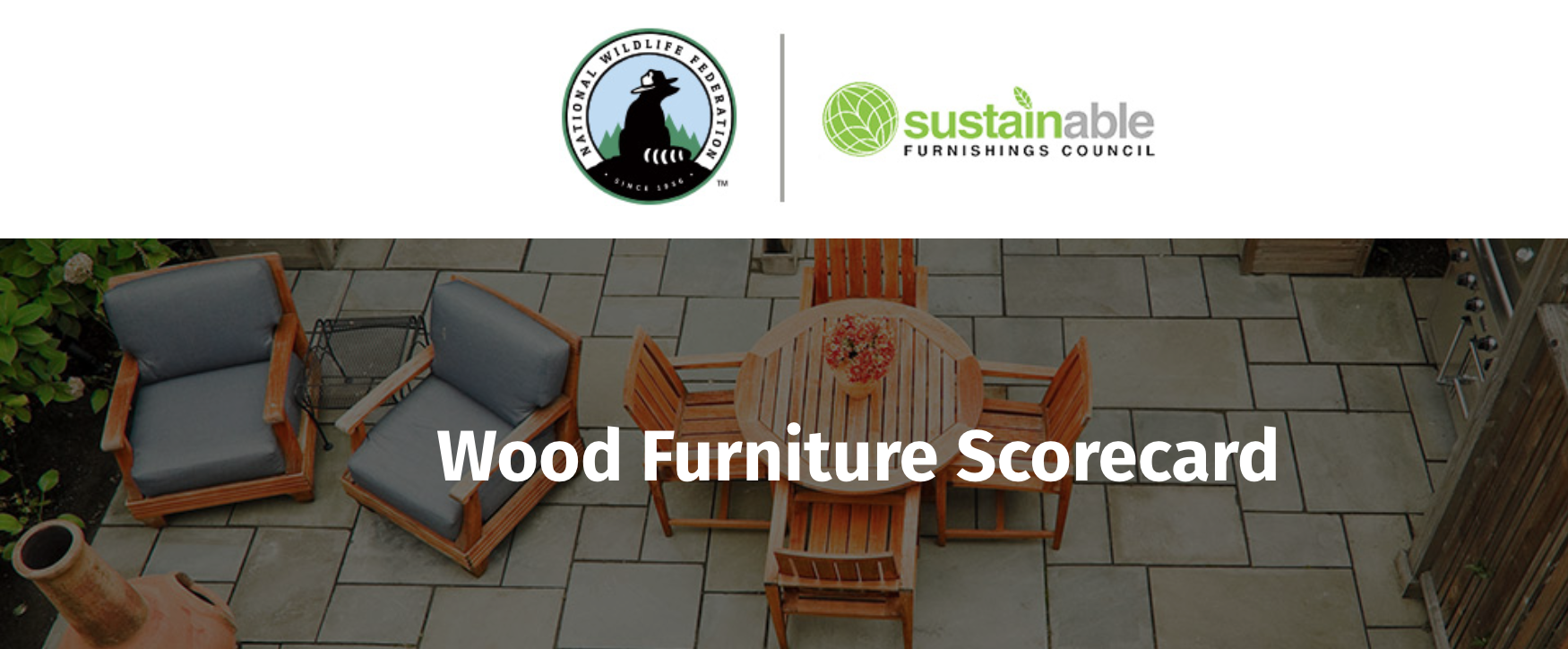 Wood Furniture Scorecard