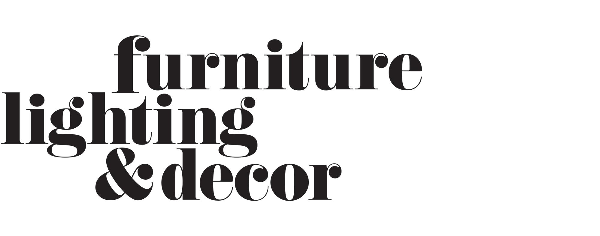 Furniture, Lighting & Decor