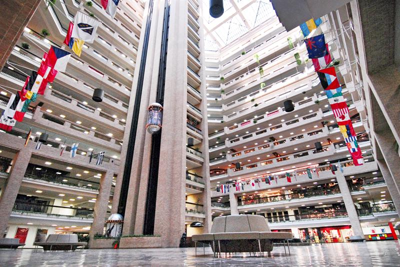Dallas Market Center World Trade Center