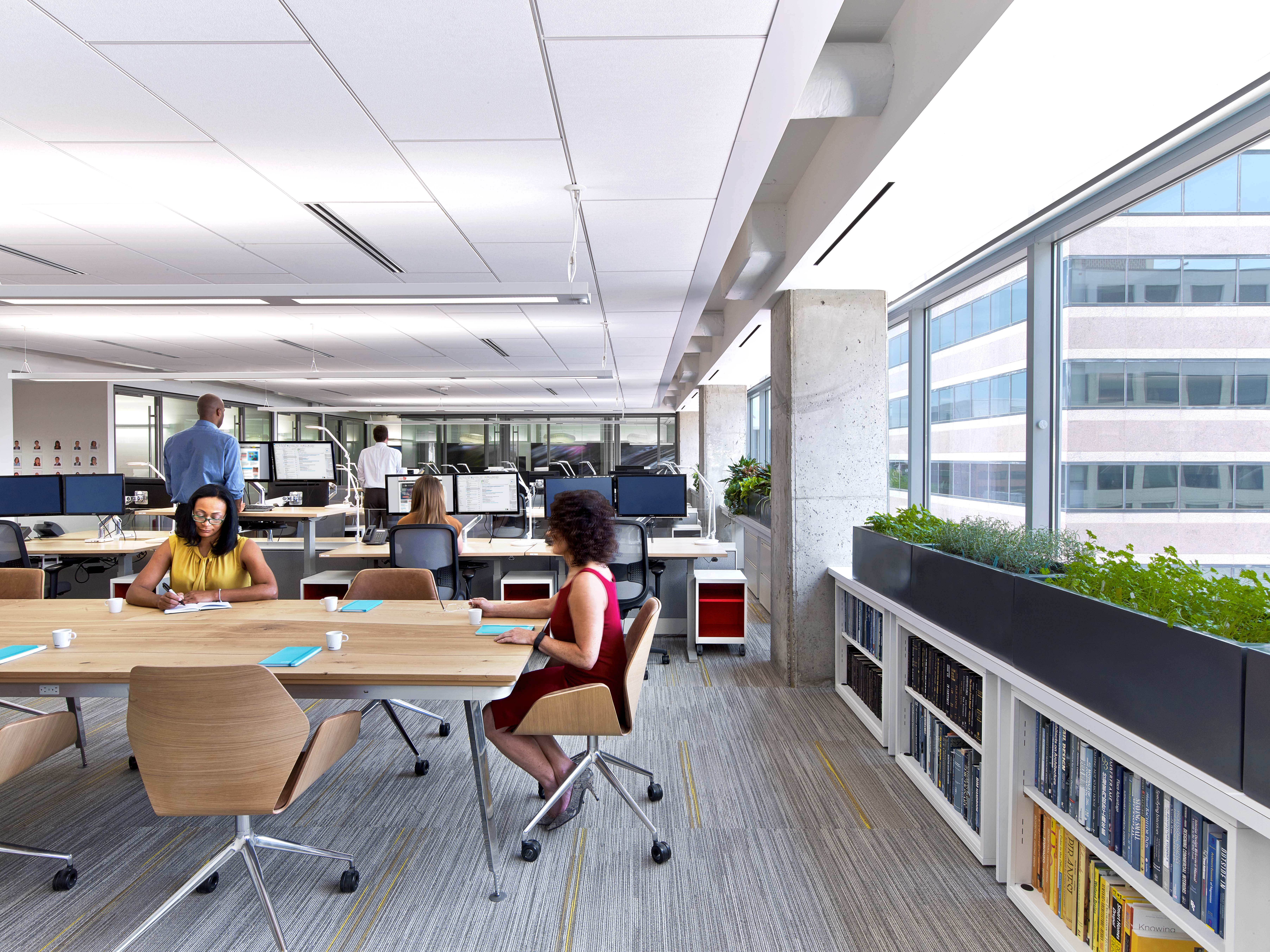 Asid Headquarters Earns Leed And Well Certifications