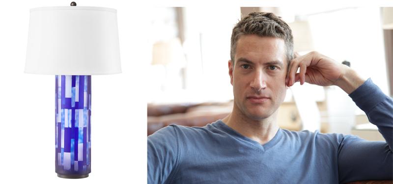 Bungalow 5 Colburn lamp Luca Rensi