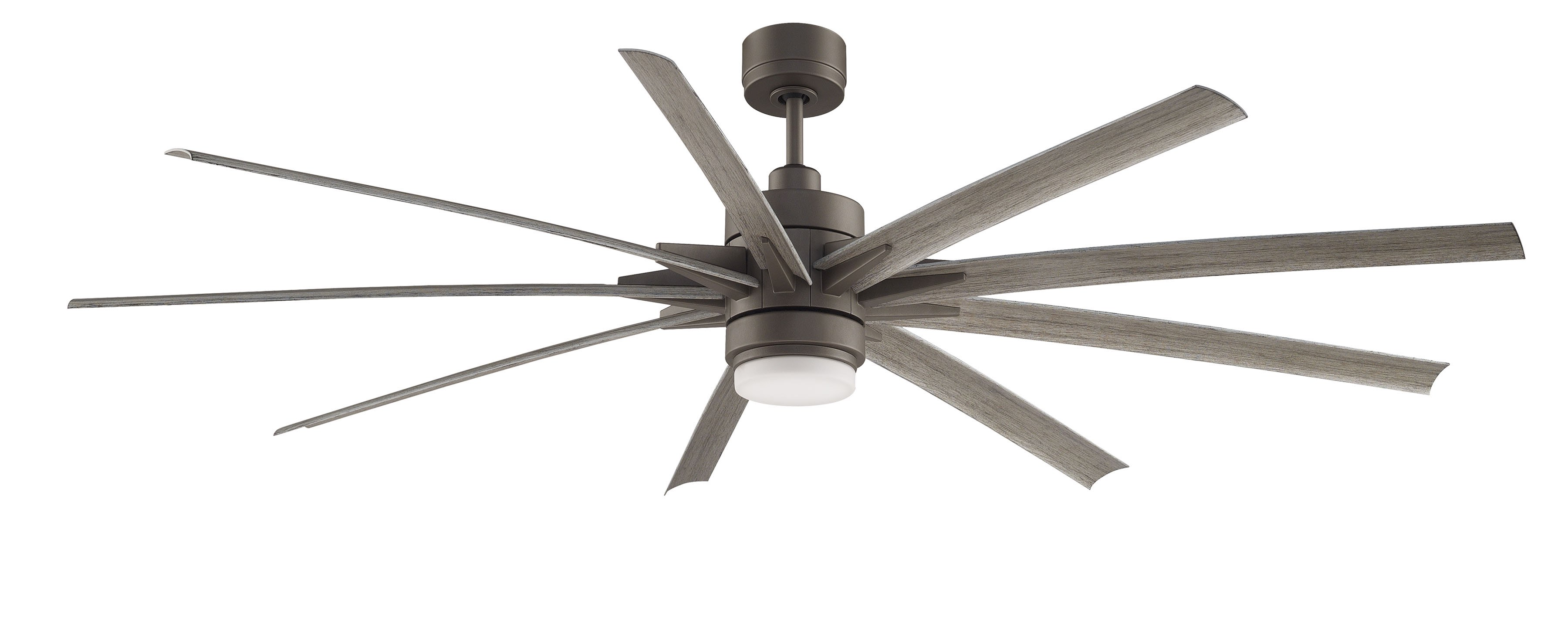 integrated ceilings hugger rp ceiling light in kit fan blades fans w blade led inch lighting