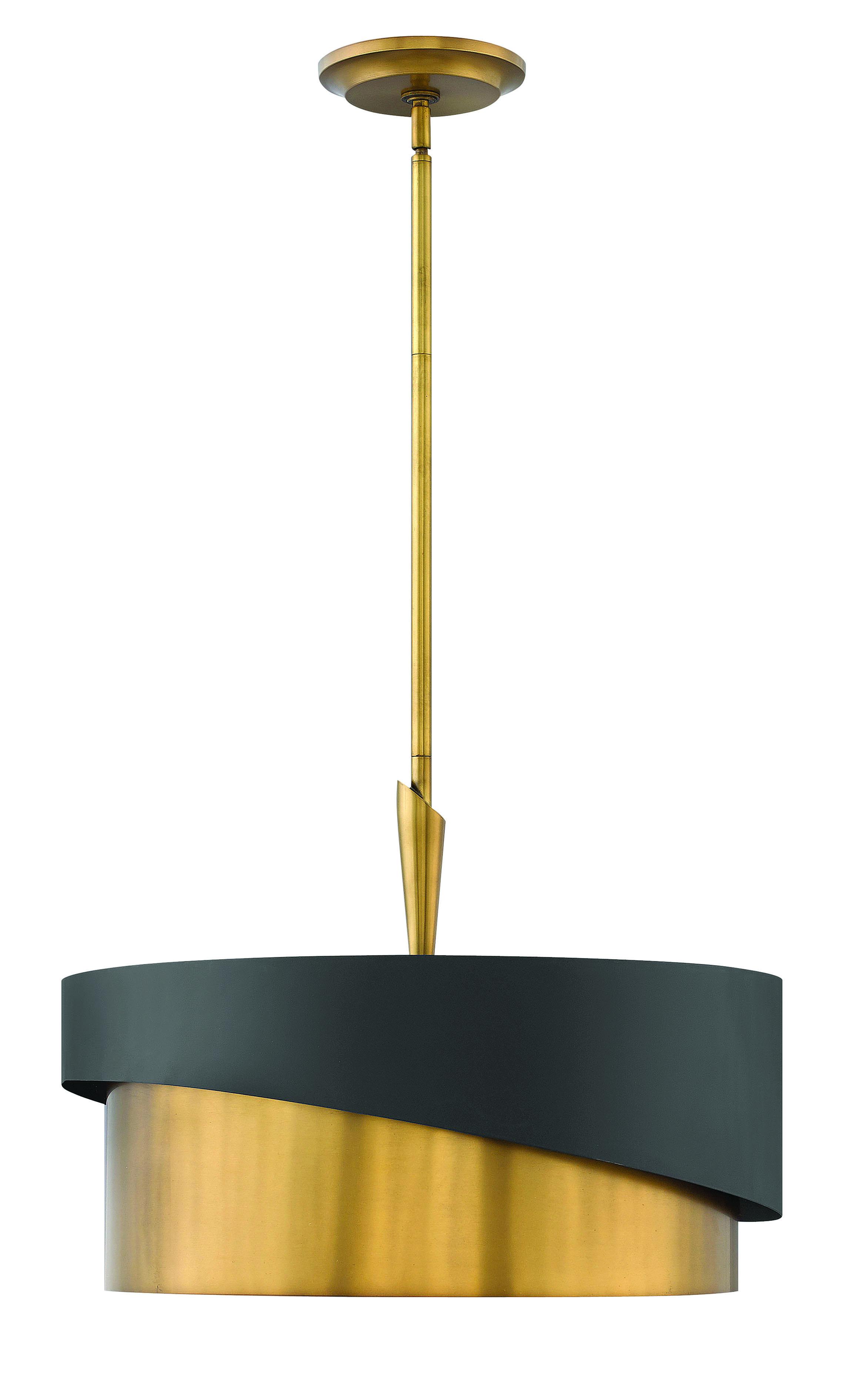 brass lighting fixture