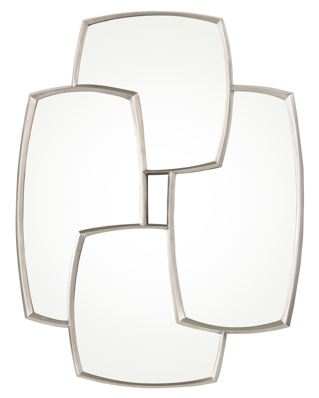 Padua mirror joins four intersection rectangular mirrors from John-Richard