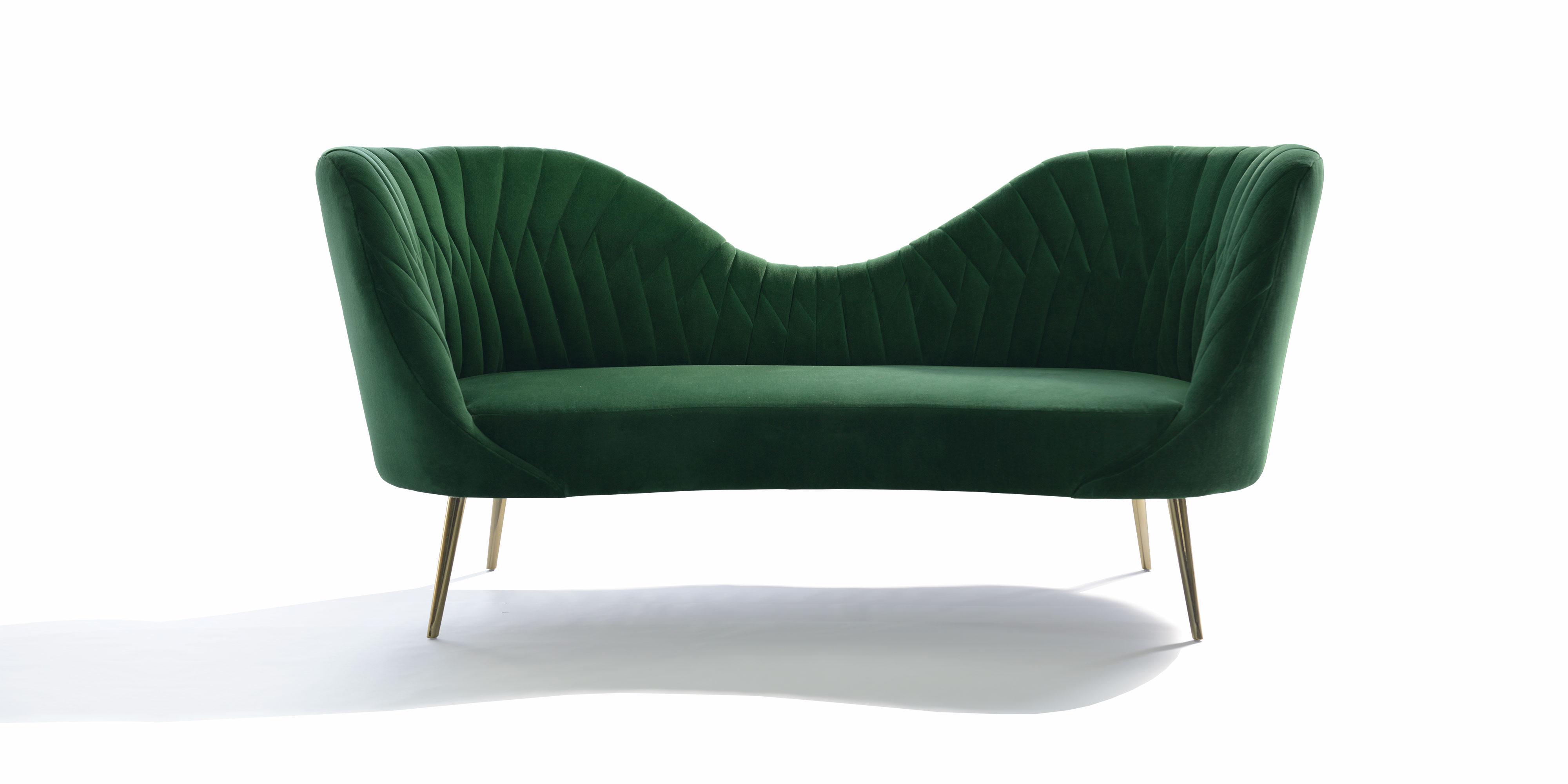 Nathan Anthony Minx Wing sofa