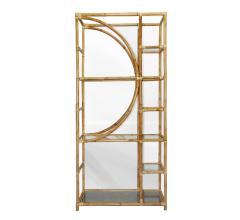 Ines Etagere in Natural from Selamat