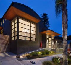 outdoor lighting ideas house facade