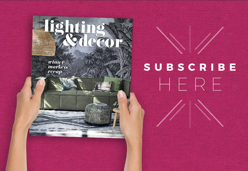 Subscribe to Lighting & Decor