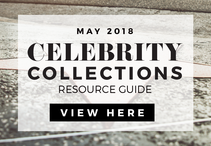 Celebrity Collections